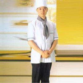 厦门职业装加工厂设计定做各类厨师服,酒店餐厅厨师服