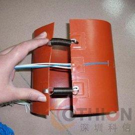硅胶加热器 (带弹簧铁扣)