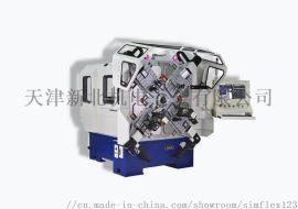 台湾新达弹簧机**万能机, 载板独立工作