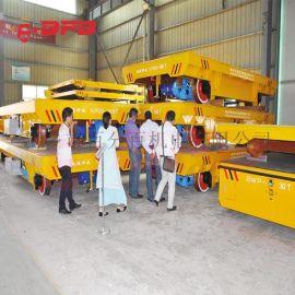 新乡KPC-30t吨轨道平板车操作简单