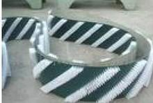 工业毛刷带|皮革机械用毛刷带|布带刷