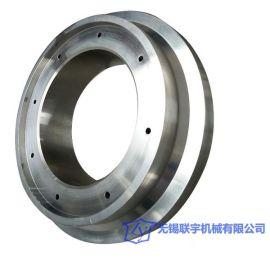 铜铝连续挤压机配件-压实轮销往各地