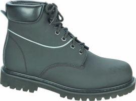 專業出口機縫安全鞋
