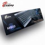 工厂批发卡尔波H900多媒体2.4G无线键鼠套装