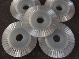 厂家供应圆盘刷塑料铜丝刷 铜丝刷钢丝刷 价格低廉 大量现货