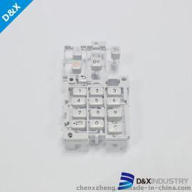 广东塑料模具厂 电脑按键注塑模具 高品质塑料按键模具定制