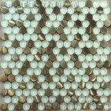 圆形玻璃马赛克  圆形水晶玻璃马赛克  异形玻璃马赛克
