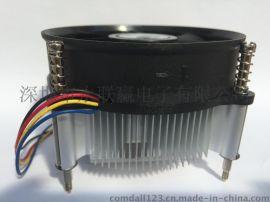 廠家直銷cpu風扇 酷冷原裝風扇