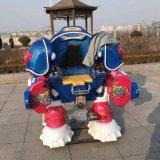 最新战火金刚机器人游乐设备钢铁战火金刚行走机器人