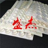 弹性体透明防滑胶垫,自粘高弹透明胶垫
