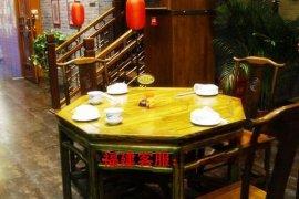 江西桌椅第一廠家直銷防腐蝕八角桌