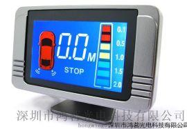 供应车载倒车雷达LCD液晶显示屏单色黑白液晶屏生产厂家