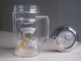 供应玻璃杯塑料杯盼源西安定制