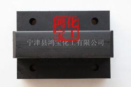 工程塑料合金MGE坞门止水承压垫重物移动滑板/弧面滑块