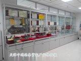 钛合金展柜精品货架玻璃展示柜定制展柜天津货架厂