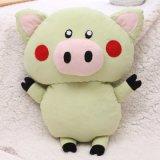 毛絨豬豬公仔定製 小豬玩偶 抱枕靠墊