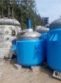 回收二手搪瓷反应釜二手化工设备