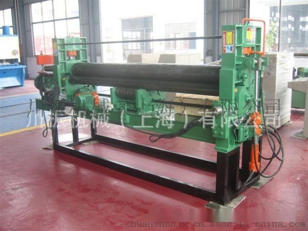 【上海川振】上辊万能卷板机W11SNC -8*2500 液压卷板机 厂家直销