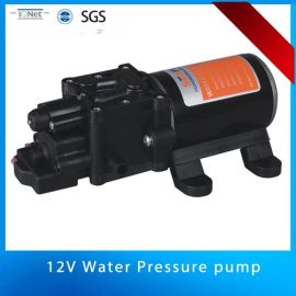 供应22款12/24V微型高压房车游艇RV专用淡水隔膜泵