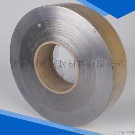 厂家直供 缠绕垫片石墨带  宁波新耀密封材料有限公司