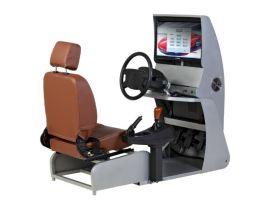 农村女性创业学车之星驾驶训练机
