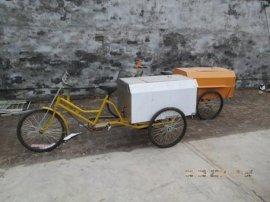 【保洁环卫三轮车】镀锌板保洁三轮车不锈钢保洁三轮车