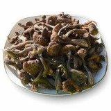 野生干蘑菇