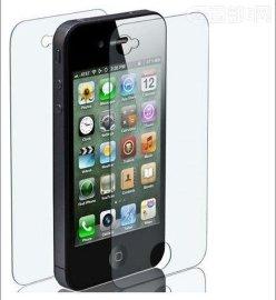 蘋果4手機保護膜