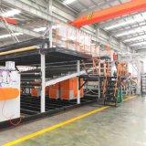 金韦尔机械PC耐力板材设备生产线