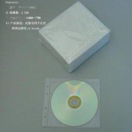 PP材质白色CD内页
