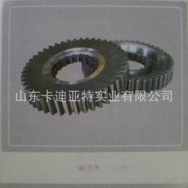 副箱减速齿轮 (44)JS130T-1707121 富勒变速箱副箱减速齿
