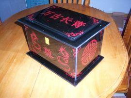 骨灰盒 水晶骨灰盒 K9水晶骨灰盒 **水晶骨灰盒