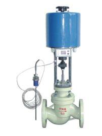自力式溫度調節閥(GDZYWP)