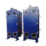 江蘇遠卓水源熱泵主機冷卻分離用可拆板式冷卻器