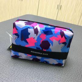 深圳源头工厂手拿  洗漱包 迷彩航空化妆包收纳包外贸原单手袋