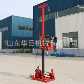 巨匠集团30米岩芯取样钻机 QZ-3轻便地质工程钻机  小型钻探机