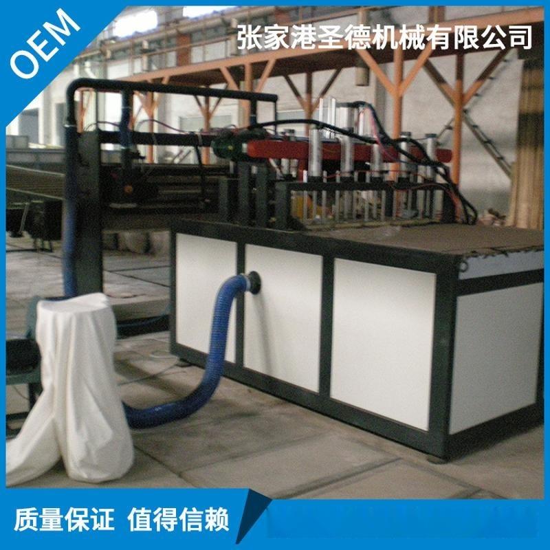 直供PE PP三層複合板材生產線 塑料板材擠出設備