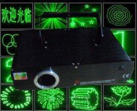 500mw单绿动画激光灯带电脑接口舞台灯光 镭射光束灯大功率激光灯