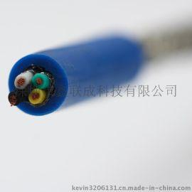深圳厂家供应高柔性雕刻机电缆 耐磨耐油耐折耐火耐寒耐弯曲拖链电缆