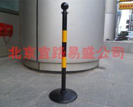 88厘米移动橡胶路锥反光**示柱 (HY00801A)