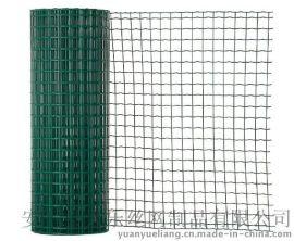 塑后280丝养殖围栏网浸塑铁丝网
