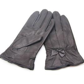 羊皮手套,真皮,女式,厂家直销