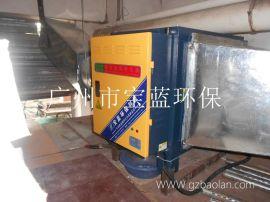 纺织行业油烟净化器/中国工业油烟净化器发展/工业油烟净化设备