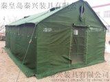 6x4 绿帆布炊事单帐篷