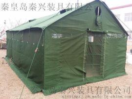6x4军绿帆布炊事单帐篷