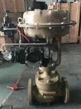 智科HTS气动单座调节阀 DN65气动单座流量调节阀