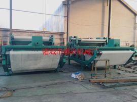 专业生产三网带式压滤机 污泥浓缩脱水机