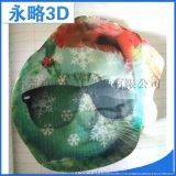 專業印刷TPU/PVC 3D立體片材軟膠圖案 定制服飾皮革裝飾圖案