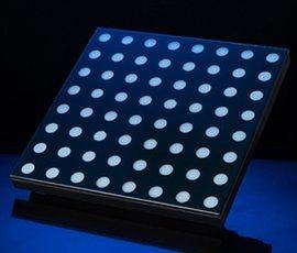 LED 感应地板屏 跳舞板 酒吧地板灯