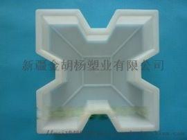 哈密格栅护坡塑料模具丨强度高 韧性好 重复使用率高